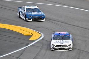 Josh Bilicki, Rick Ware Racing, Ford Mustang and Justin Haley, Spire Motorsports, Chevrolet Camaro