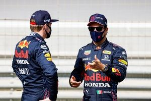 Sergio Perez, Red Bull Racing en Max Verstappen, Red Bull Racing