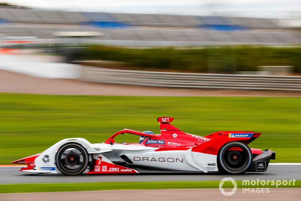 #7 - Sergio Sette Camara (Team: Dragon-Penske, Antrieb: Penske)