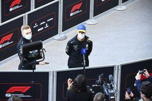 Daniel Ricciardo, Renault F1 speaks to the media