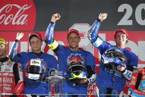 アラン・テシェ、フレディ・フォレイ、ジョシュ・フック(#5 F.C.C. TSR Honda France)