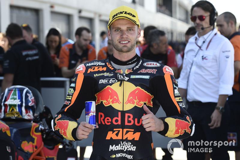 Brad Binder, Red Bull KTM Ajo Aragon 2018