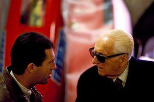 Enzo Ferrari con Figlio Piero
