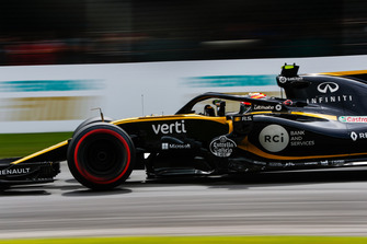 Carlos Sainz Jr., Renault Sport F1 Team RS 18