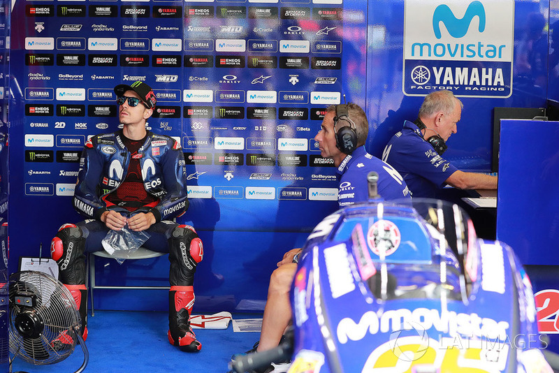 Maverick Viñales, Yamaha Factory Racing, Ramon Forcada, Yamaha Factory Racing