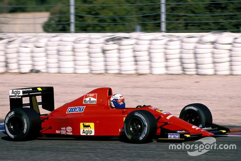 Ferrari 641/2 - 5 victorias
