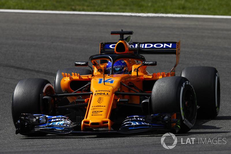 9. Фернандо Алонсо, McLaren — 44
