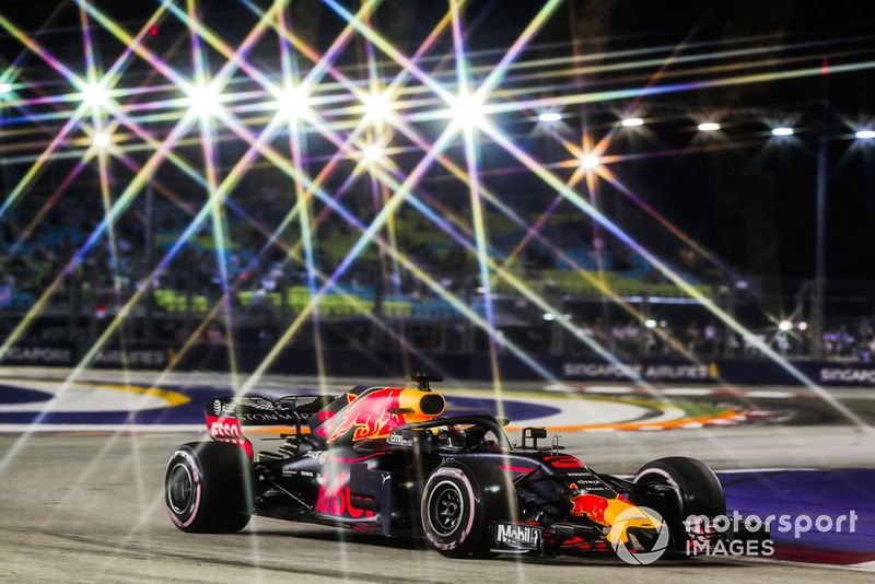 6. Daniel Ricciardo, Red Bull Racing RB14