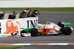 Giancarlo Fisichella, Force India F1 VJM02