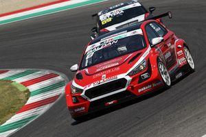 Nicola Baldan, Pit Lane Competizioni, Hyundai i 30