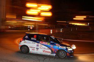 Roberto Pellè, Roberto Riva, Suzuki Swift Sport 1.6 R1B, Destra 4