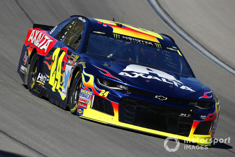 21. William Byron, Hendrick Motorsports, Chevrolet Camaro AXALTA