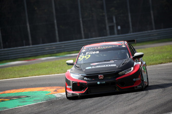 Josh Files, Hell Energy Racing with KCMG Honda Civic Type R TCR