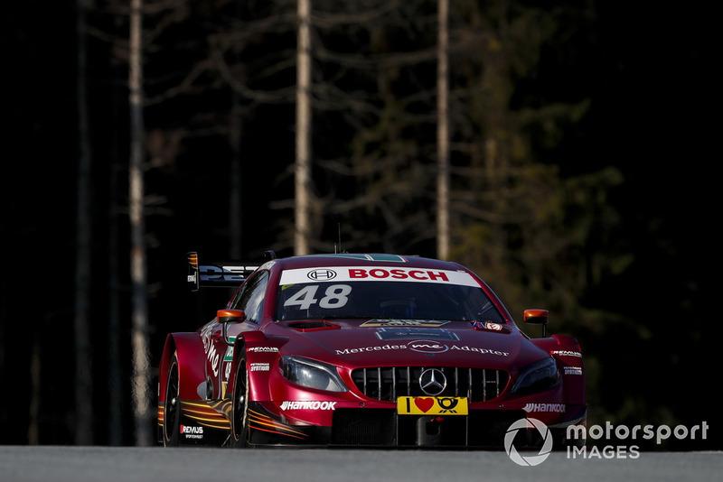 10. Edoardo Mortara, Mercedes-AMG Team HWA, Mercedes-AMG C63 DTM