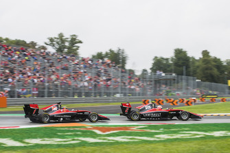 Callum Ilott, ART Grand Prix, Anthoine Hubert, ART Grand Prix