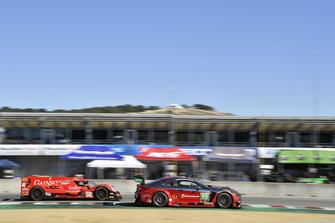 #15 3GT Racing Lexus RCF GT3, GTD: Jack Hawksworth, David Heinemeier Hansson, #99 JDC/Miller Motorsports ORECA 07, P: Stephen Simpson, Mikhail Goikhberg