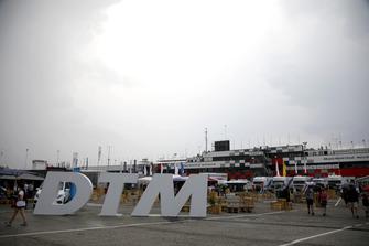 DTM Paddock