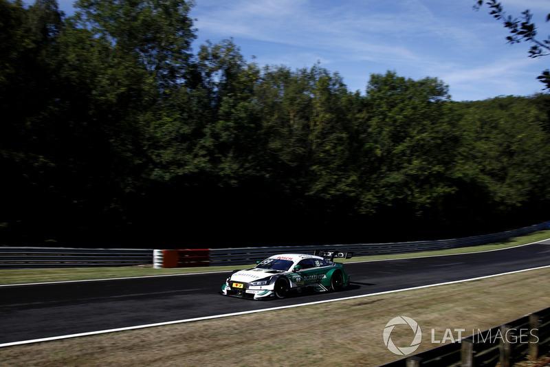 06. Mike Rockenfeller, Audi Sport Team Phoenix, Audi RS 5 DTM