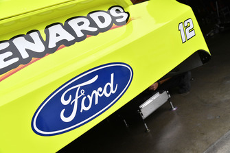 Ryan Blaney, Team Penske, Ford Fusion Menards/Knauf Insulation