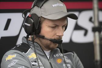 Gavin Ward, Engineer, Team Penske Chevrolet