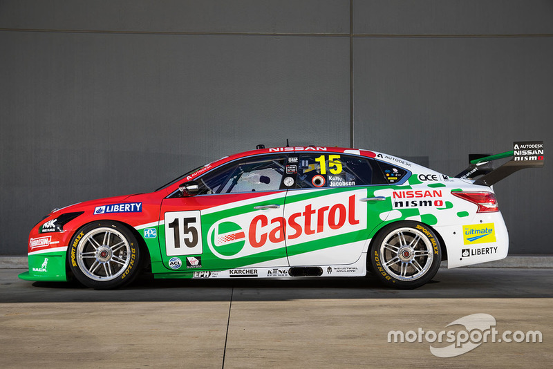 Nissan Motorsport – Rick Kelly/Garry Jacobson