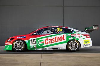 Автомобиль Рика Келли, Nissan Motorsport