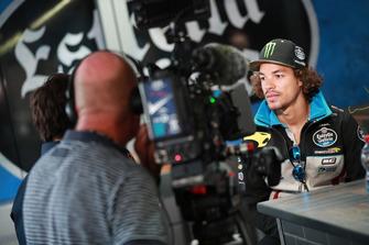 Franco Morbidelli, Estrella Galicia 0,0 Marc VDS, British MotoGP 2018