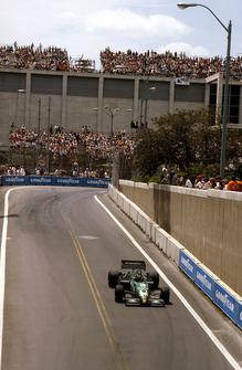 Michele Alboreto, Tyrrell 011 Ford, 1st position
