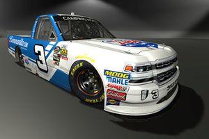 Jordan Anderson, Chevrolet Silverado