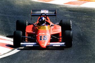 Johnny Dumfries 1985 Lola Motorsport
