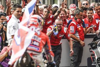 Siergjubel: Ducati Team