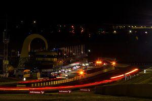 Renn-Action beim Supercars-Nachtrennen in Eastern Creek 2018