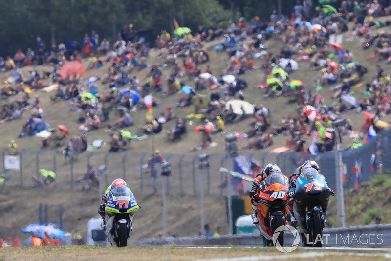 Ayumu Sasaki, Petronas Sprinta Racing, Darryn Binder, Red Bull KTM Ajo