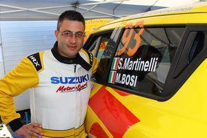 Stefano Martinelli, Suzuki SWIFT1.0 Boosterjet RSTB 1.0 - G.R.Motorsport