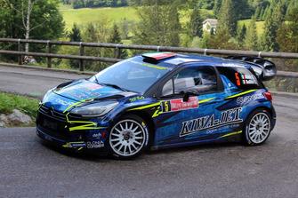 Simone Miele, Lisa Bollito, Citroen DS3, Top Rally