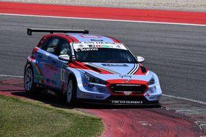 Eric Scalvini, BRC racing Team,Hyundai i30 N TCR #19