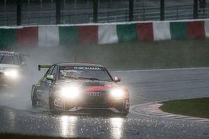 Tomita Ryuichiro, Audi Team Hitotsuyama Audi RS3 LMS