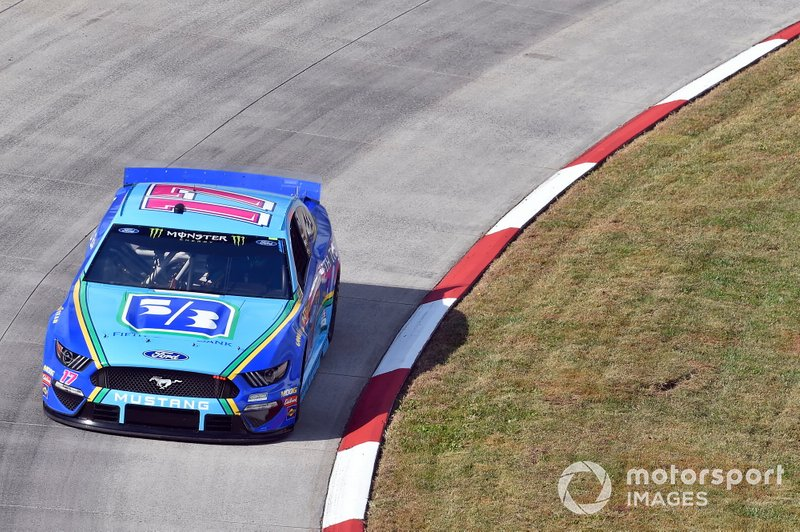Ricky Stenhouse Jr., Roush Fenway Racing, Ford Mustang Fifth Third Bank