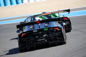 #163 Huracan Super Trofeo Evo, Change Racing: McKay Snow