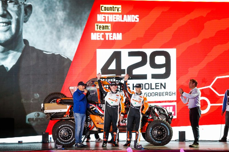 #429 MEC Team - Can Am: Kees Koolen, Jurgen Van Den Goorbergh