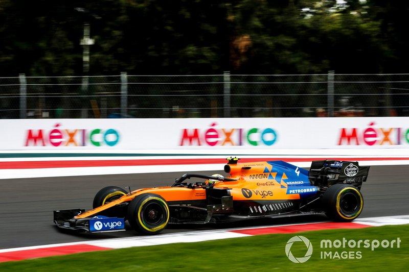 McLaren обсуждает дальнейшую работу с Норрисом