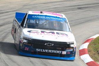 Brett Moffitt, GMS Racing, Chevrolet Silverado CMR Construction & Roofing