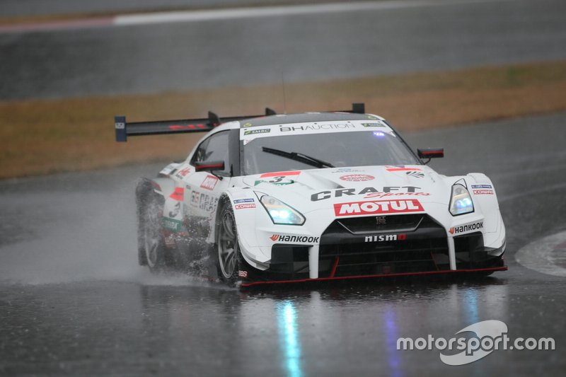 Kohei Hirate, NDDP Racing with B-Max Nissan GT-R NISMO GT500