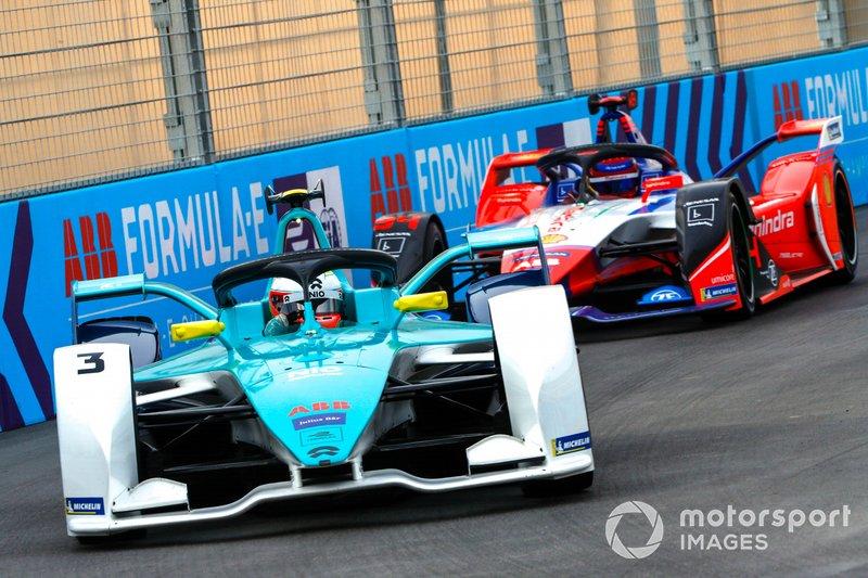 Oliver Turvey, NIO 333, NIO FE-005 Pascal Wehrlein, Mahindra Racing, M6Electro