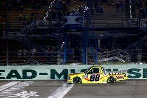Campeón Matt Crafton, ThorSport Racing, Ford F-150