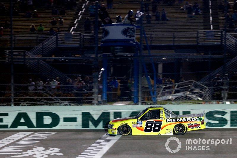 Campeón Matt Crafton, ThorSport Racing, Ford F-150