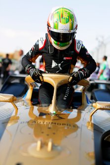 Antonio Felix da Costa, DS Techeetah op de grid