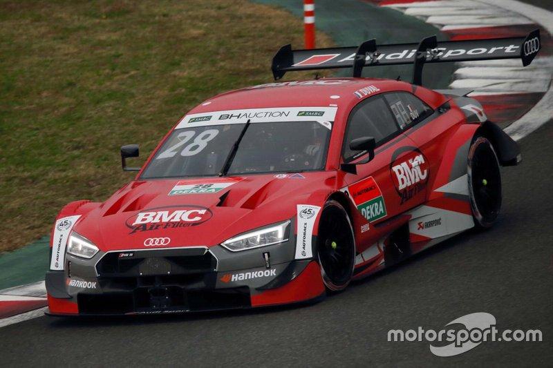Loic Duval #28 Audi RS 5 DTM