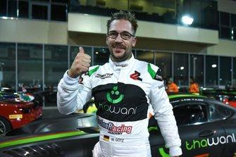 El poleman #48 HTP Motorsport Mercedes AMG GT3: Maximilian Gotz