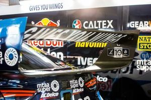 Triple Eight Race Engineering Holden rear wing